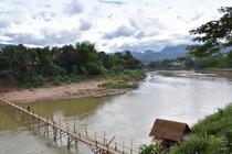 ラオス川1