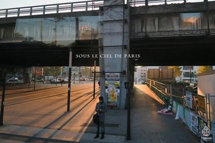 パリの空の下08