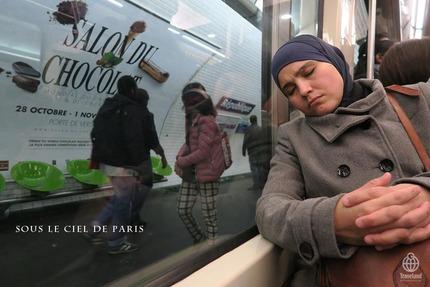 パリの空の下02