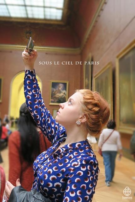 パリの空の下25