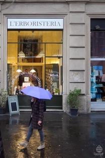 ミラノの傘1