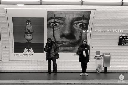 パリの空の下16