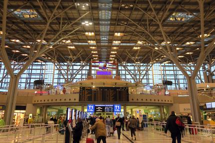シュトゥットガルト空港