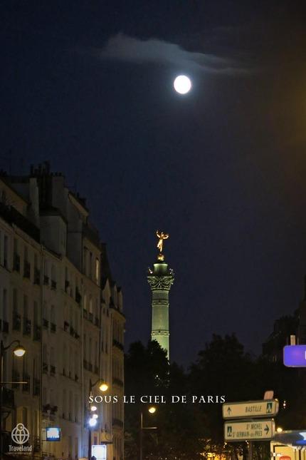 パリの空の下29