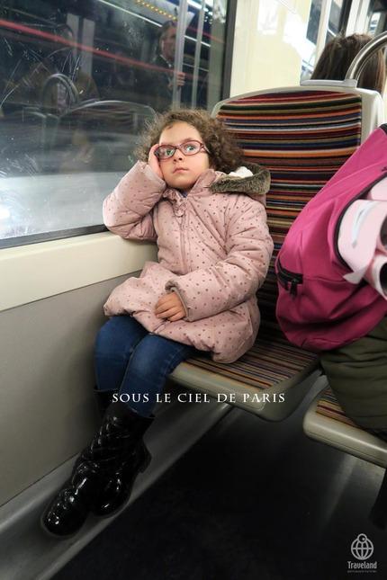 パリの空の下14