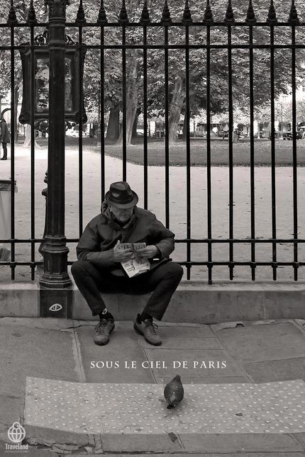 パリの空の下33