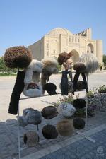 ウズベキスタン帽子5