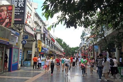 正陽歩行街1