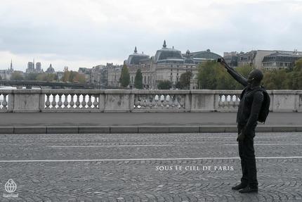 パリの空の下07