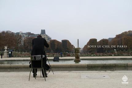 パリの空の下15