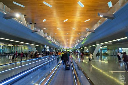 ドーハ・ハマド国際空港2