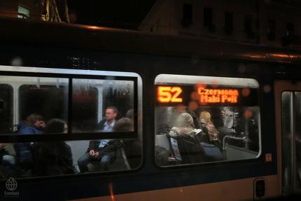 ポーランド通勤電車2