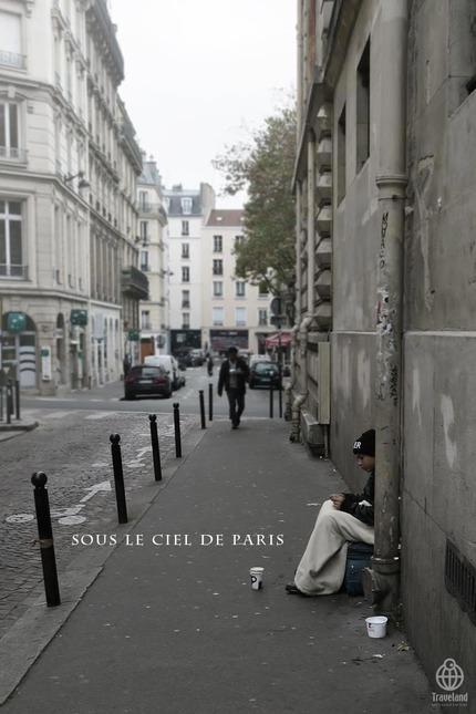 パリの空の下06
