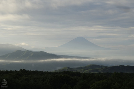 八ヶ岳富士山