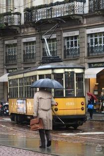 ミラノの傘5