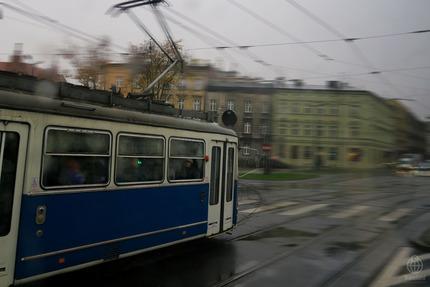 ポーランド通勤電車4