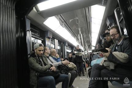 パリの空の下24
