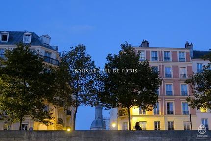 パリの空の下23