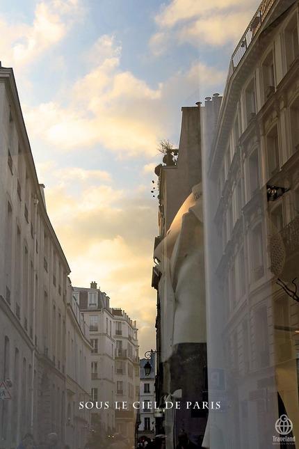 パリの空の下で35