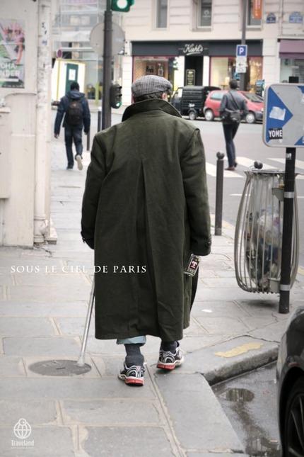 パリの空の下18
