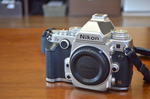 Nikon Df を購入しました!