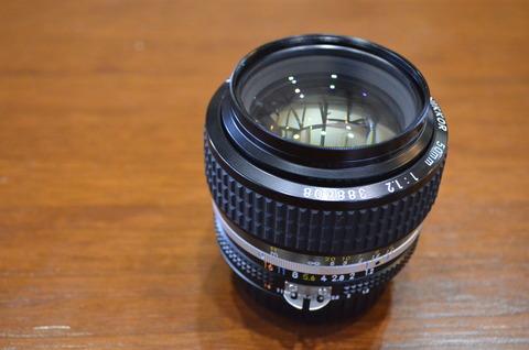 Ai NIKKOR 50mm f/1.2S を購入しました