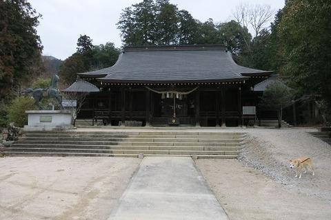 船川八幡宮