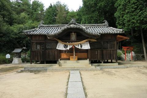 百射山神社