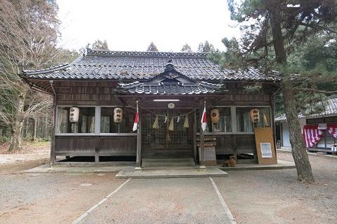 獅子山八幡宮