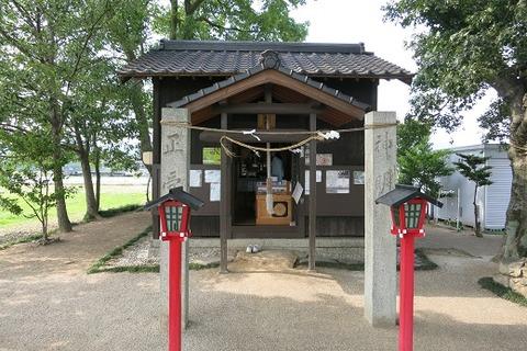神明神社 総社
