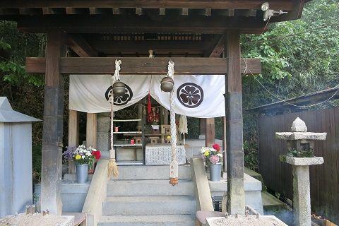 宇喜多與太郎神社