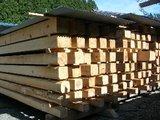 檜桟積み天然乾燥