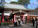 貴船神社に初詣1