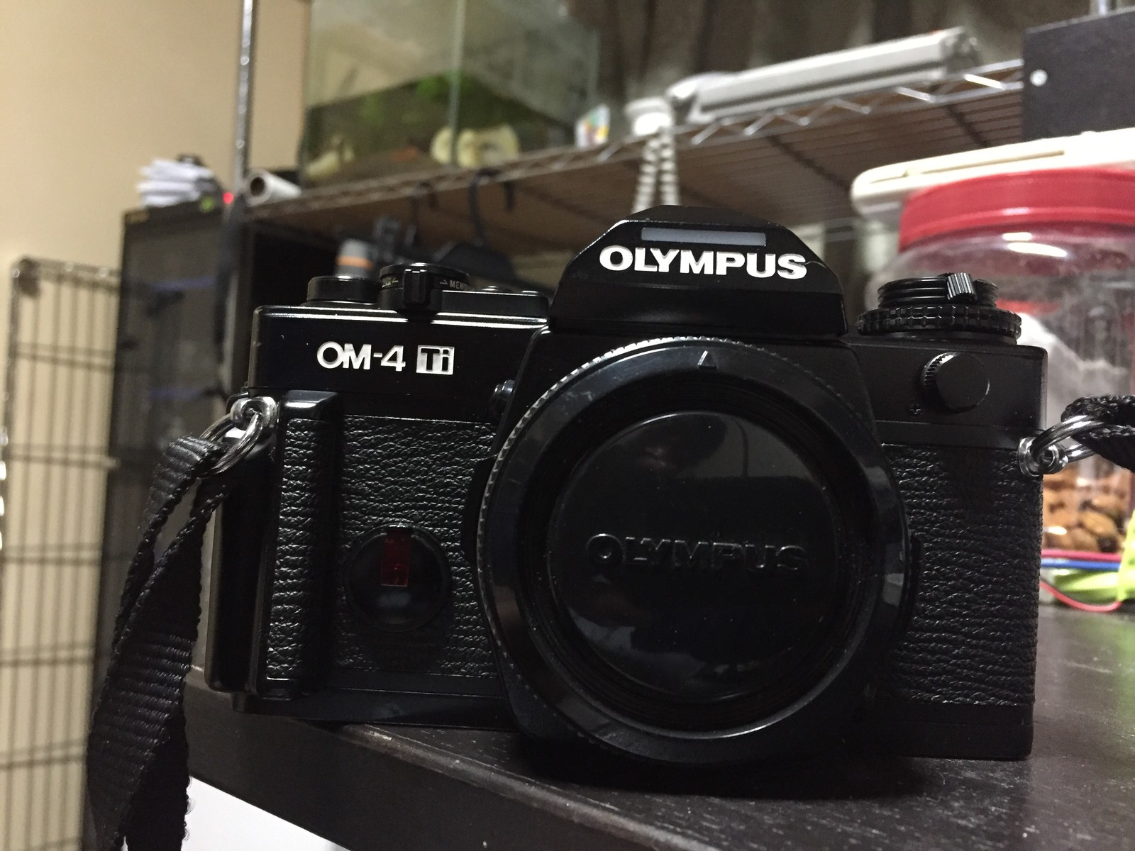 KüHn Olympus Om4 Analogkameras
