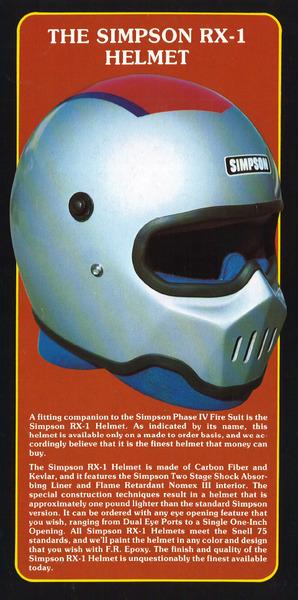 Simpson Rx-1