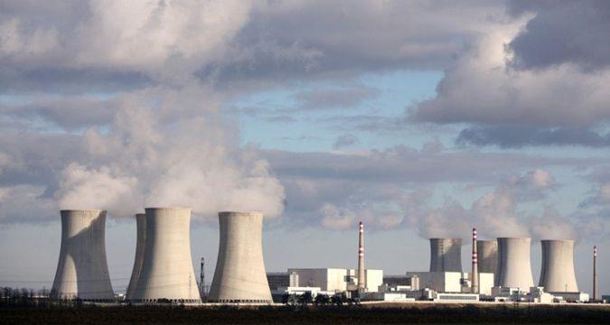 ロシア・レニングラード原子力発...