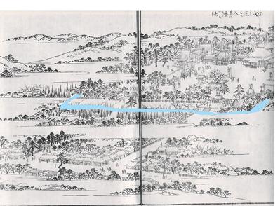金王八幡宮図1