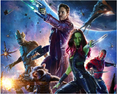 Gardians of the Galaxy-2