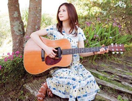 ギターとyui