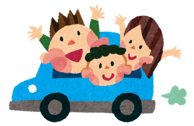 free-illustration-goldenweek-driving-blue