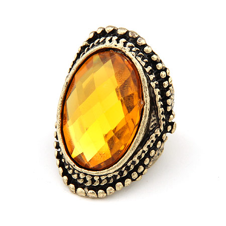 Amber-Color-Jewel-Fashion-Ring