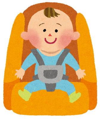car_childseat - コピー