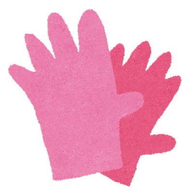 掃除用手袋