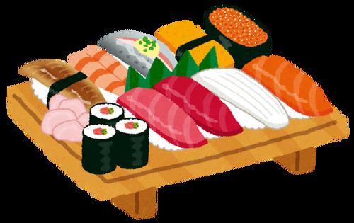 【イラッ】初めて行く寿司屋に行って食後に家族への土産を包んでもらったら店で食ったのより小さくなって気に障った