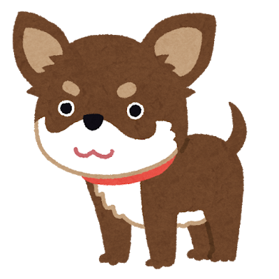20年ぐらい前に実家でチワワを飼ってたんだが、その犬がなんか変だった。じーちゃんがつまんないギャグを言うと、犬は「ビシッ!」とクシャミをするんだ。