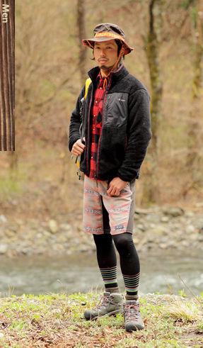 登山 服装 メンズ 登山ファッション男女別コーデ・アイテム27選|YAMA