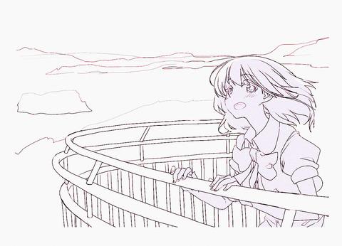 シノハユ 白築慕と出雲日御碕灯台
