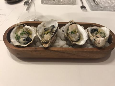 58度の牡蠣