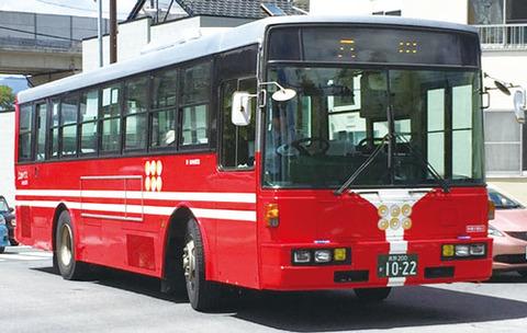 六文銭バス