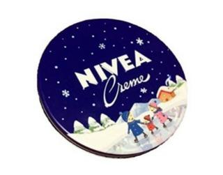 2015年限定ニベア缶ゲット。